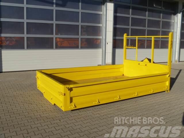 Unimog U500L Ladepritsche Sonderbau 3900