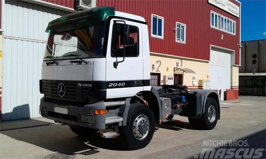 Mercedes-Benz Actros 2040