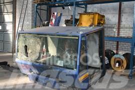 Demag AC 155 cabine