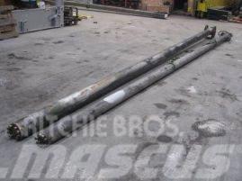 Demag AC 155 tele cylinders