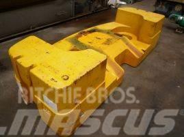 Grove GMK 3050 counterweight 5,7t