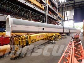 Grove GMK 3055 boom section