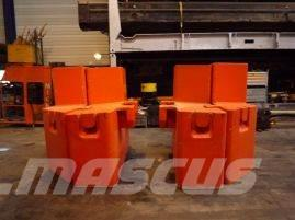 Grove GMK 6300/ 6250 counterweight,&quot