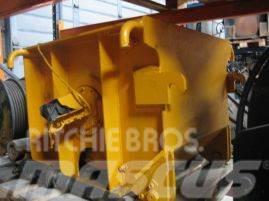 Krupp KMK 3045 2de winch
