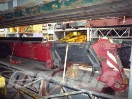 Krupp KMK 3045 boom