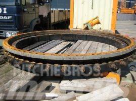 Krupp KMK 6200/7250 quick remove slewring