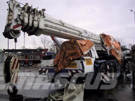 Liebherr LTM 1050/1 for parts
