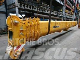 Liebherr LTM 1060-2 boom