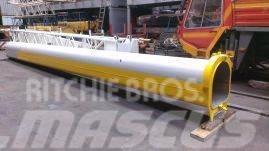 Liebherr LTM 1080/1 boom