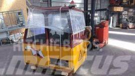 Liebherr LTM 1300-1 upper cab