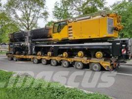 Liebherr LTM 1400-7.1 for parts