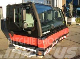 Liebherr LTM 1750-9.1 lower cab