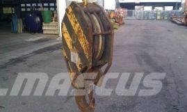 [Other] Hooks Blocks 1 sheave 18mm/15t