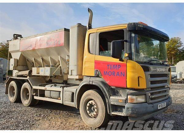 Scania / ARMCON MCD8MX