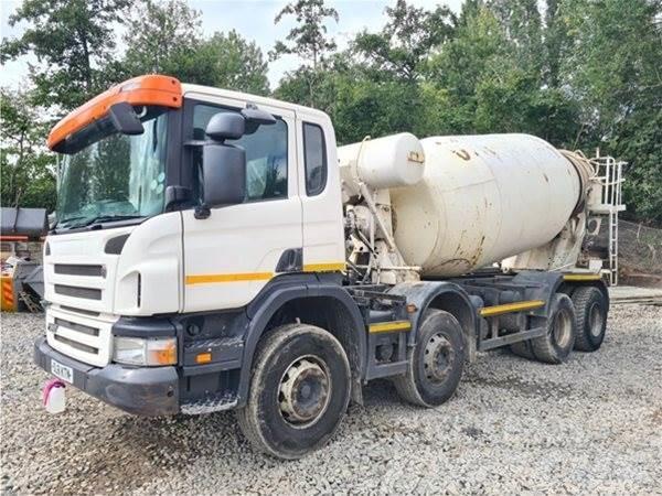 Scania HYMIX LRD 9CA 9m3