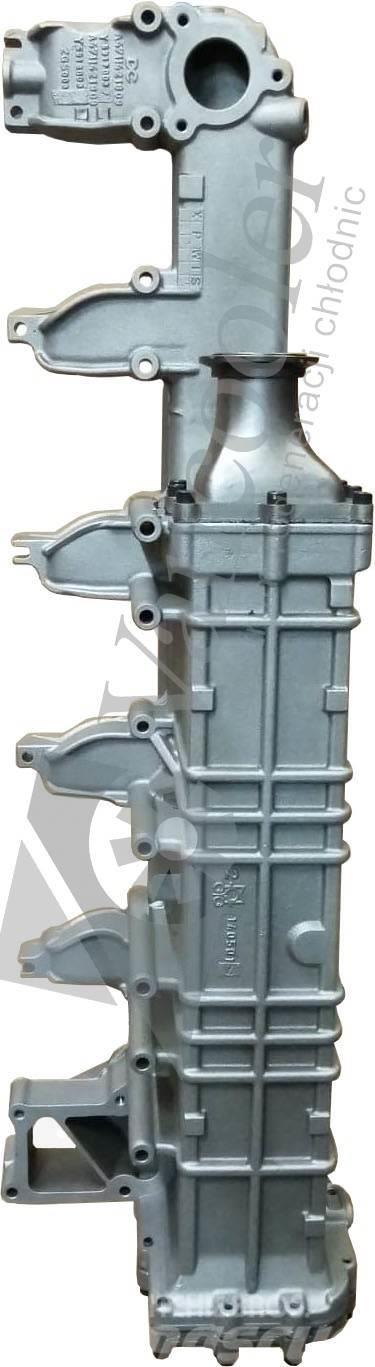 [Other] AGR EGR MODULE Mercedes-Benz MP 4-3 4711421909 / 4