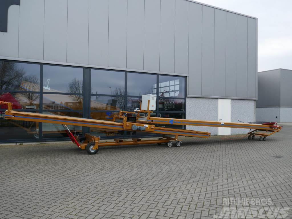 Breston 2x8-100 Duoband - Dual Belt Conveyor - full option