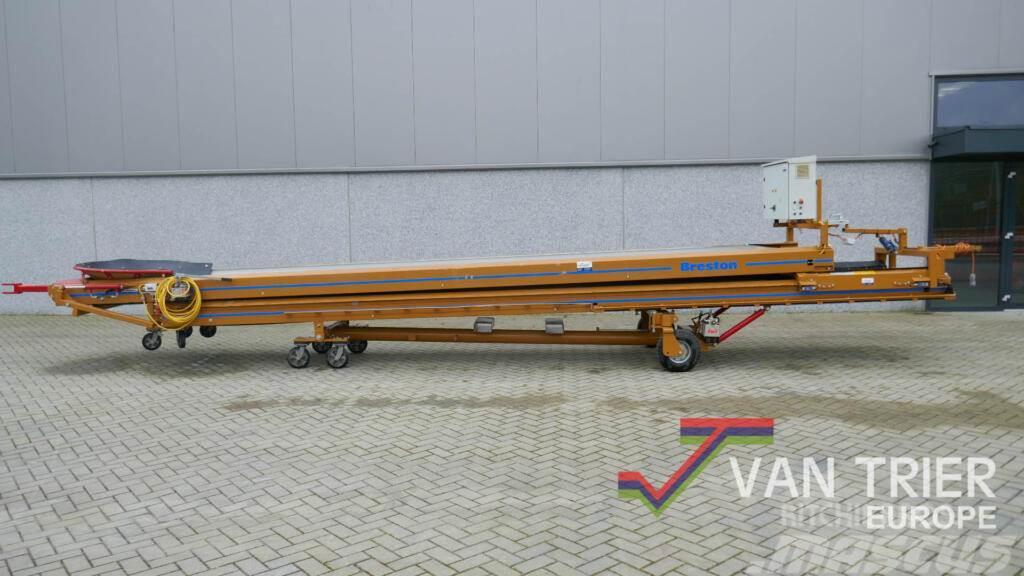 Breston 2x8-100 - Duoband - Dual Belt Conveyor