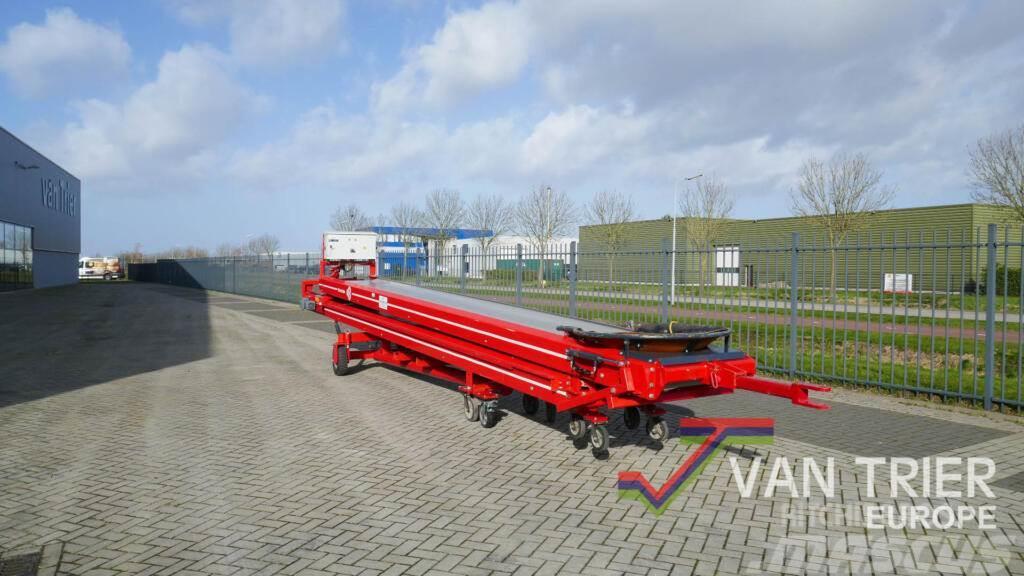 Breston 2x8-80 Conveyor Belt / Dual Belt - Duoband