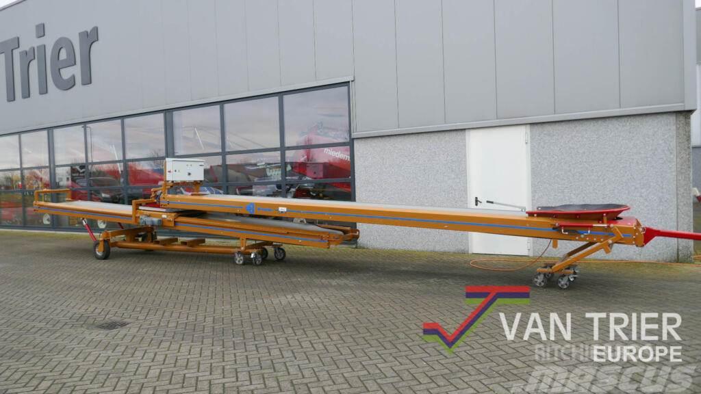 Breston 2x8-80 Dual Belt Conveyor - Duoband