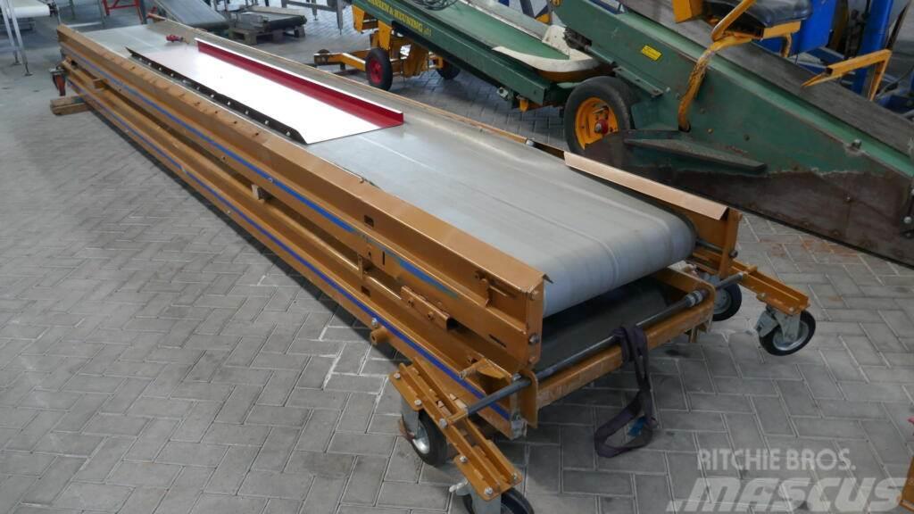 Breston Flat Conveyor Belt 6-80