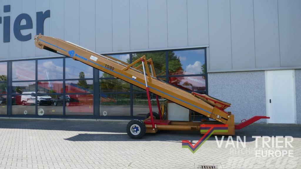 Breston Z15-80XW Store Loader - Hallenvuller