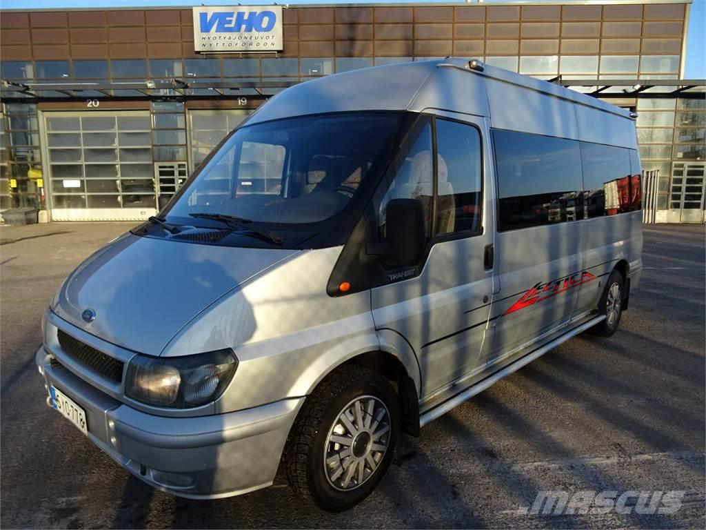 used ford transit mini bus year 2001 price 7 268 for sale mascus usa. Black Bedroom Furniture Sets. Home Design Ideas