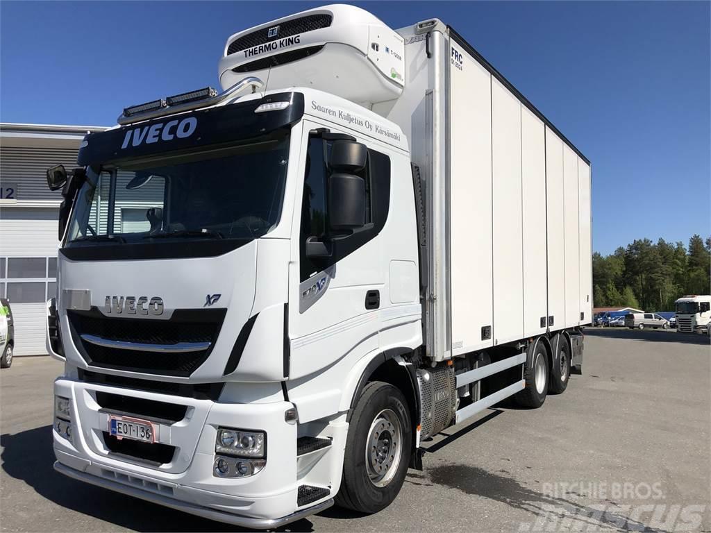 Iveco Stralis 570 KSA FRC 1/2024