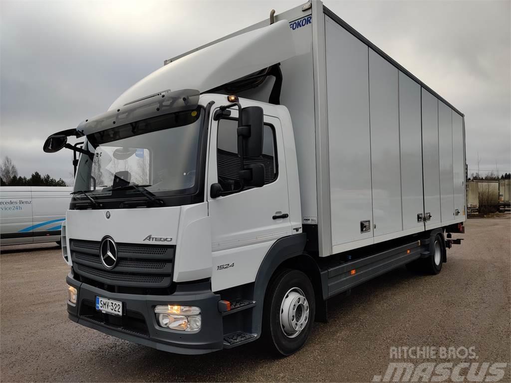 Mercedes-Benz 1524L - Vaihtohyvitys 15 000 eur