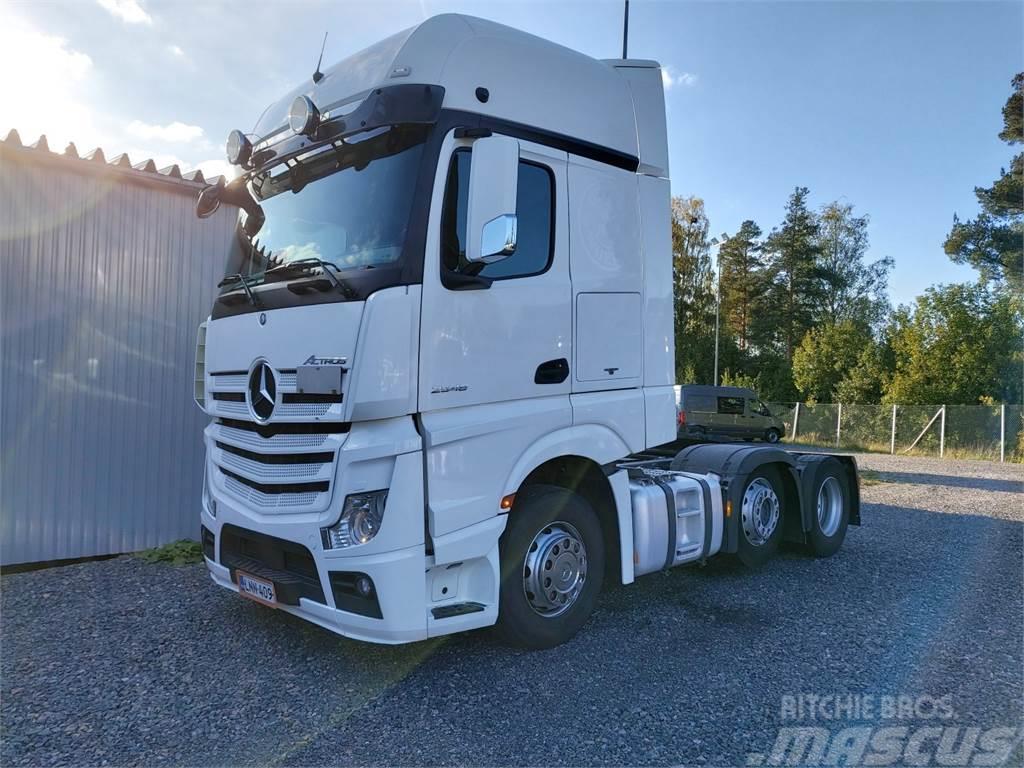 Mercedes-Benz 2548 LS/6x2/4 VLA GigaSpace