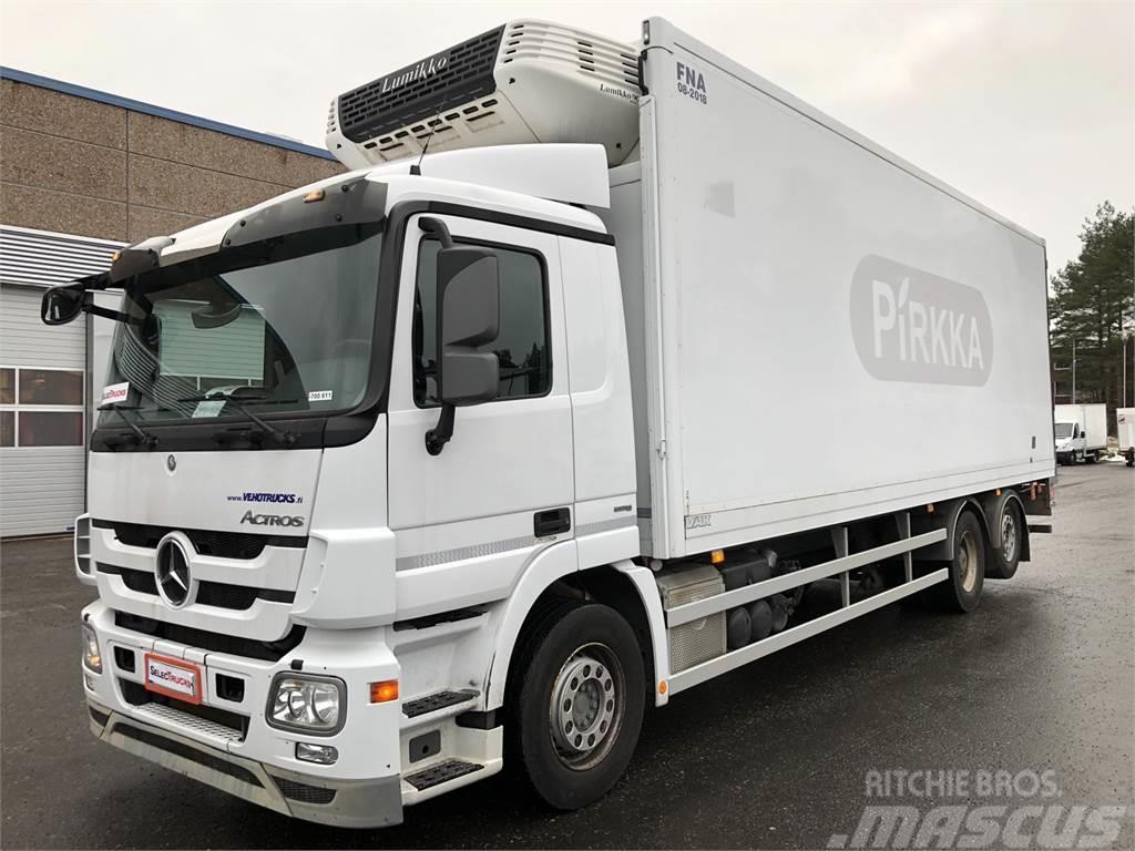 Mercedes-Benz ACTROS 2532L Umpikori