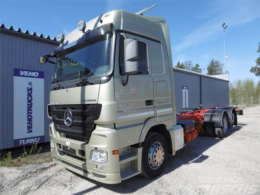 Mercedes-Benz ACTROS 2548L-6x2/ 48
