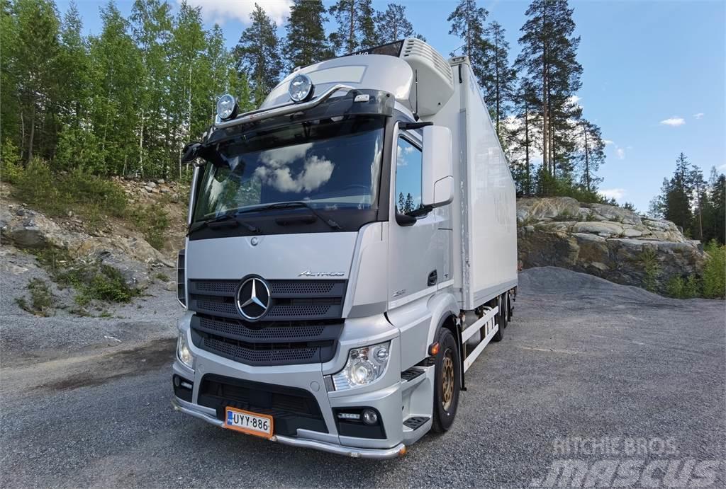 Mercedes-Benz Actros 2551 LnR/6x2ENA