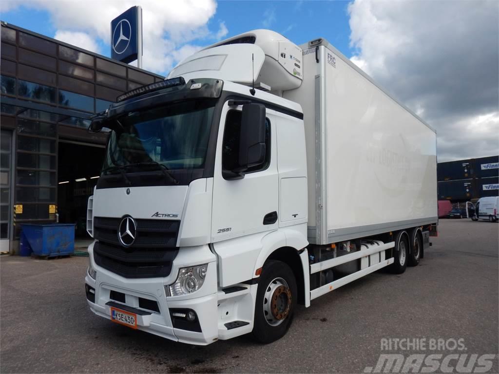 Mercedes-Benz Actros 2551L 6x2 VAK FRC 2-lämpökori