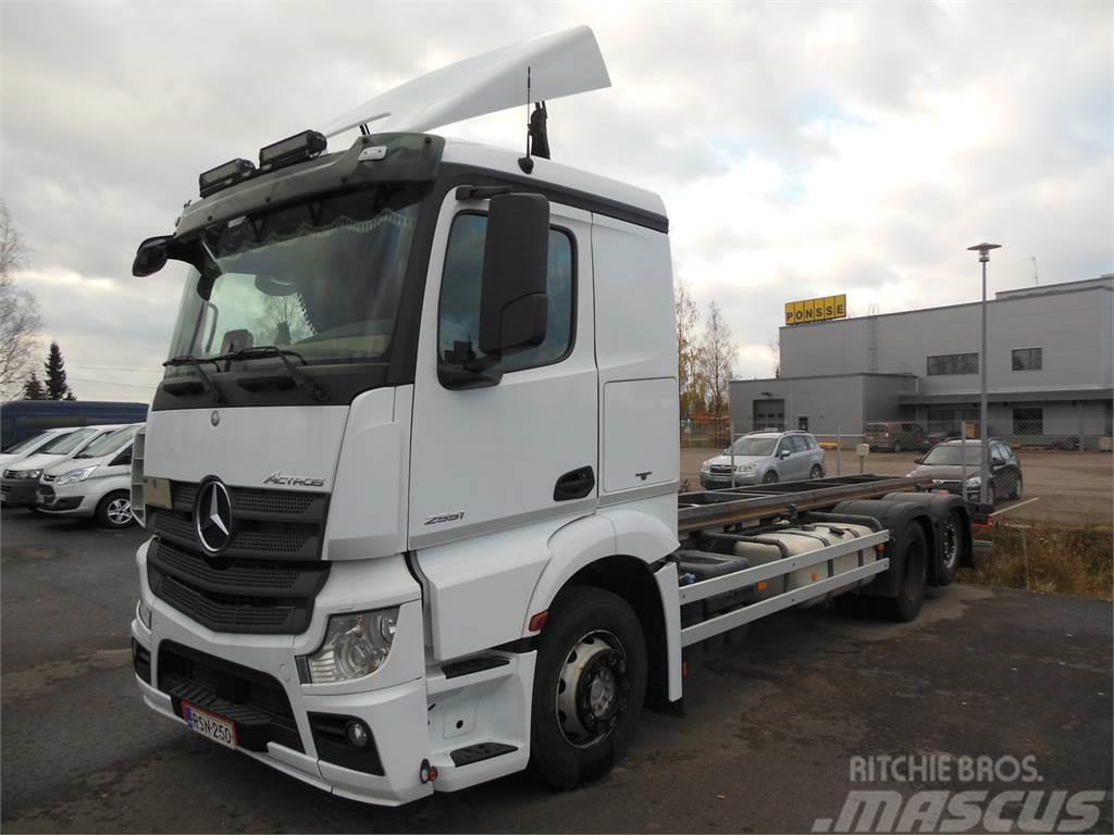 Mercedes-Benz ACTROS 2551L/6x2ENA