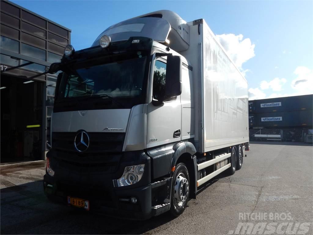 Mercedes-Benz ACTROS 2551L - FRC kori