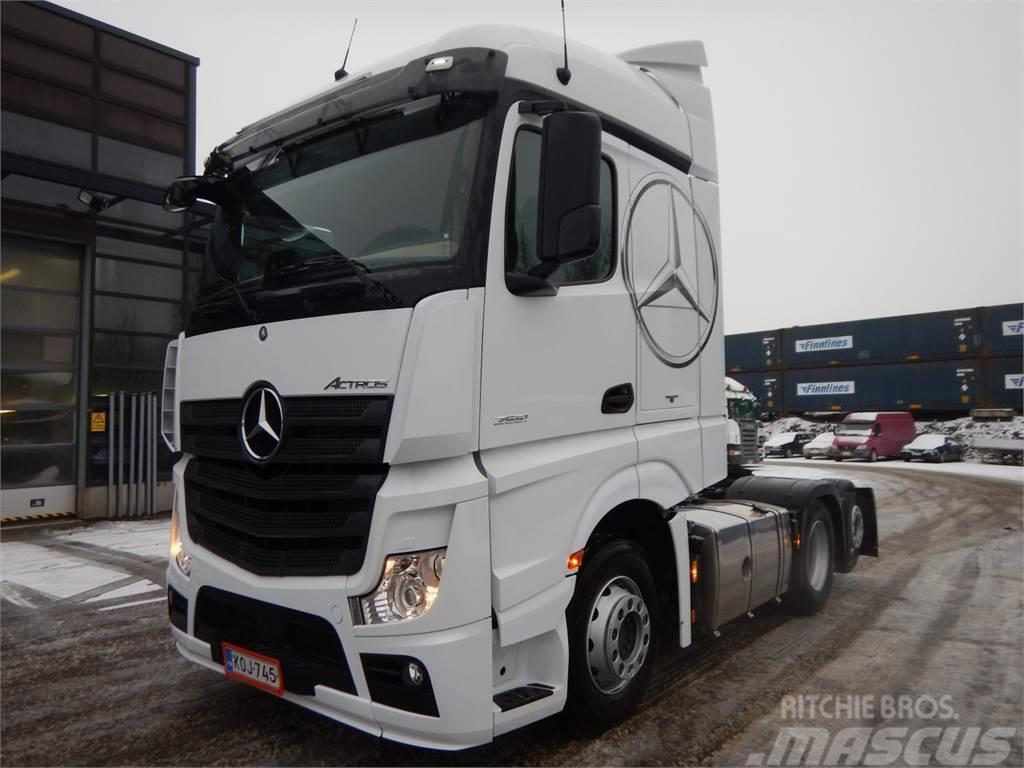 Mercedes-Benz ACTROS 2551LS - Hidastin - Vaihtohyvitys 15 000 eu