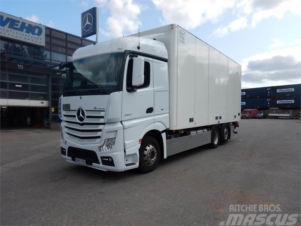 Mercedes-Benz ACTROS 2553L FNA - Kuukausierä 2061 eur/kk