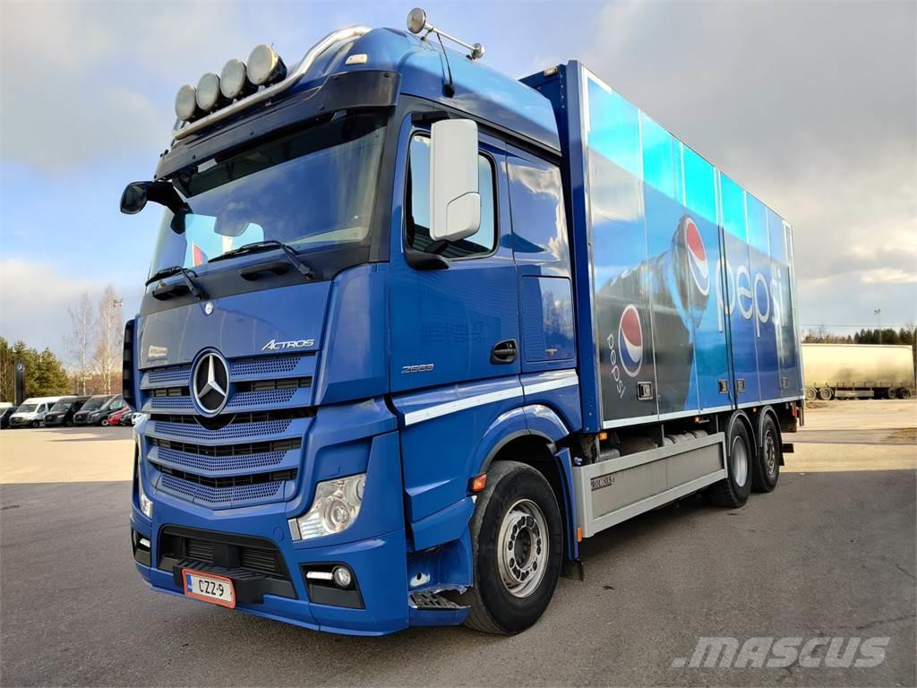 Mercedes-Benz Actros 2563L Chassis