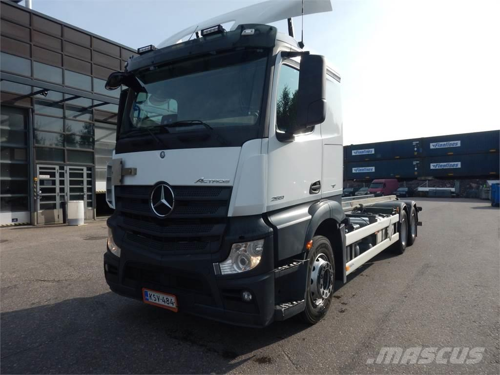 Mercedes-Benz ACTROS 2651 L /6x2 DNA