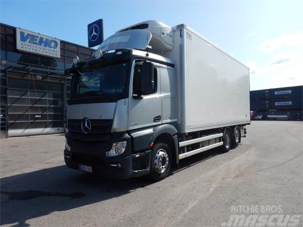 Mercedes-Benz ACTROS 2651 L