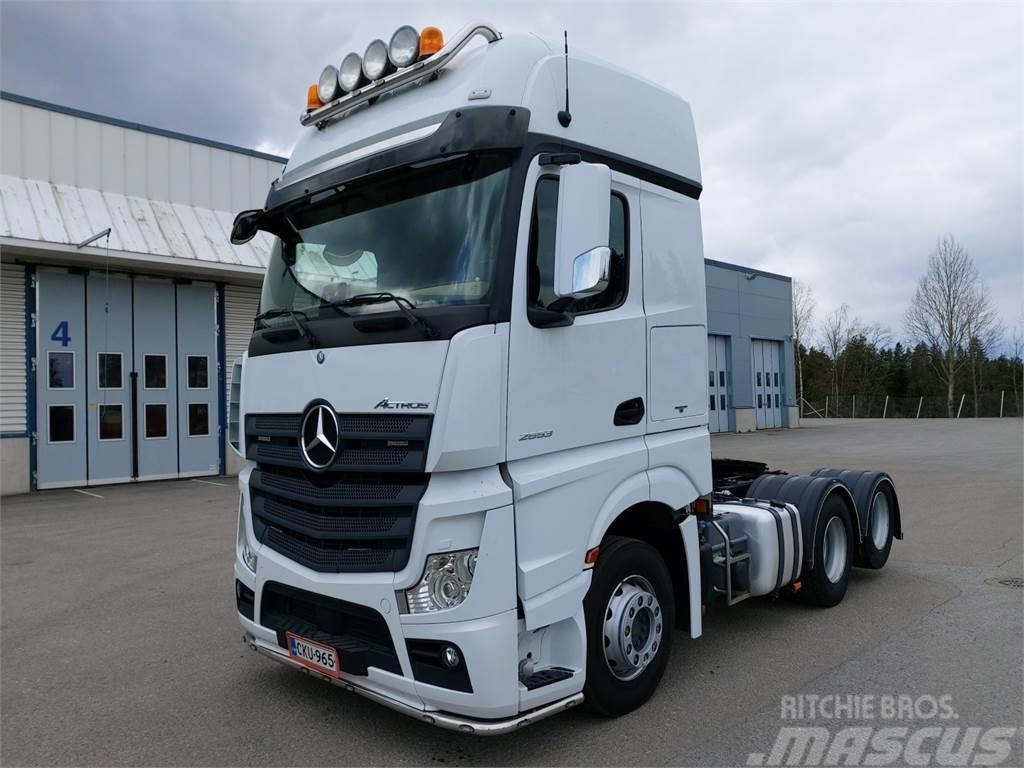 Mercedes-Benz ACTROS 2653 LSDNA/6x2