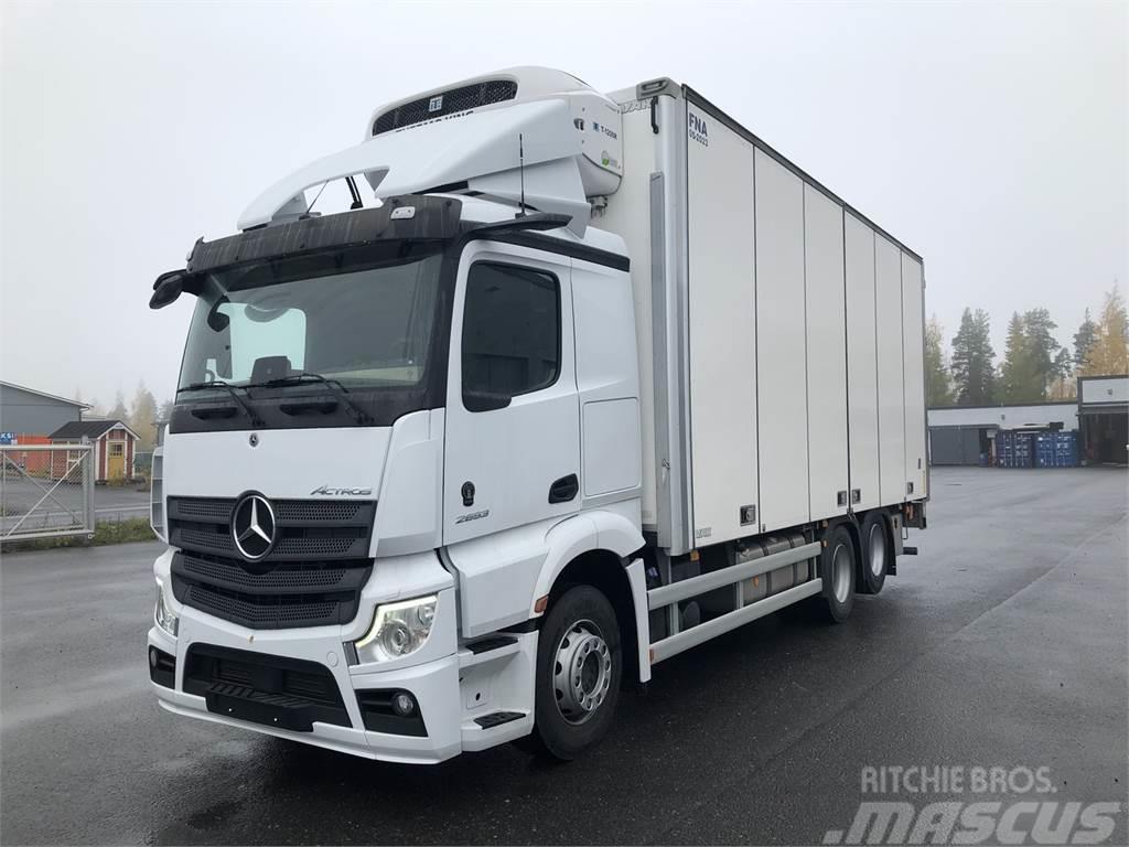 Mercedes-Benz Actros 2653DNA - FNA KSA - UUSI heti toimitukseen