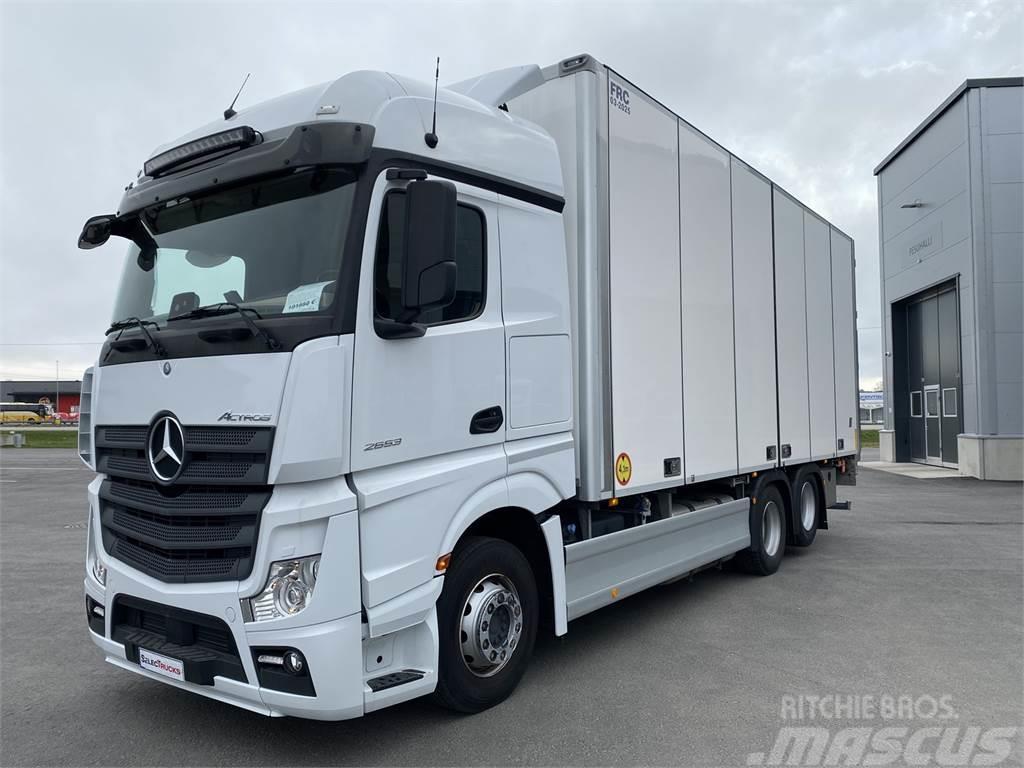 Mercedes-Benz ACTROS 2653L/6x2 FRC