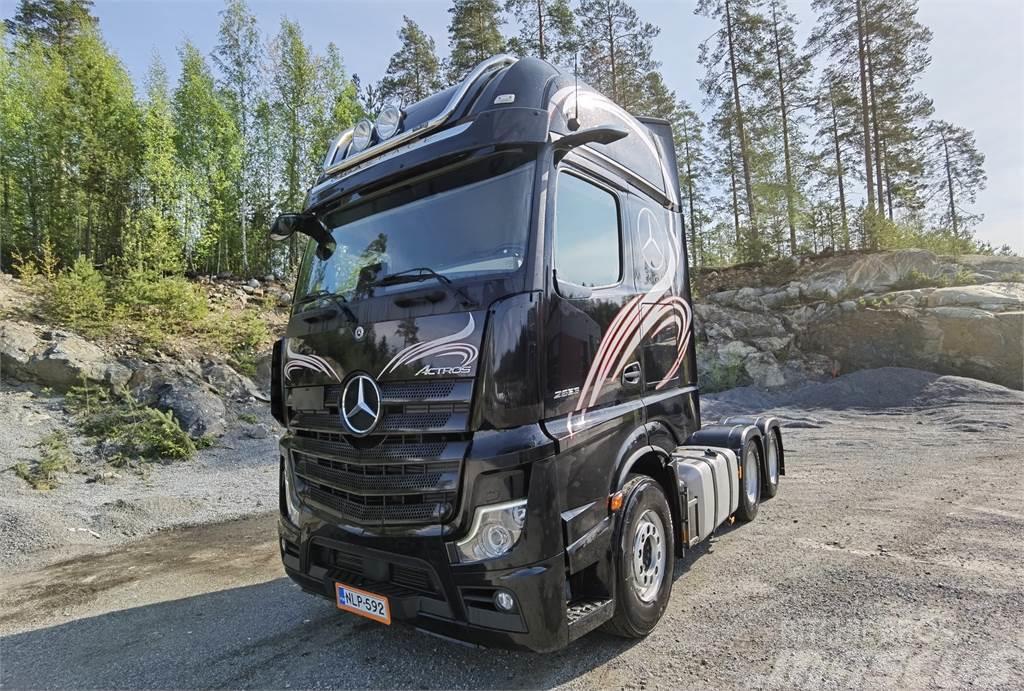 Mercedes-Benz ACTROS 2653LS