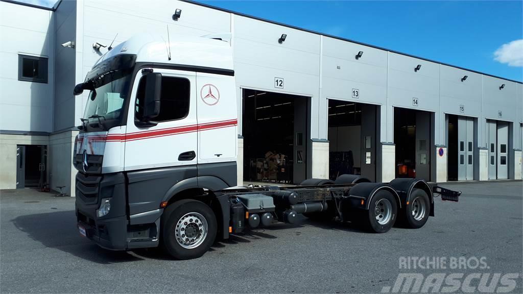 Mercedes-Benz ACTROS 2658L