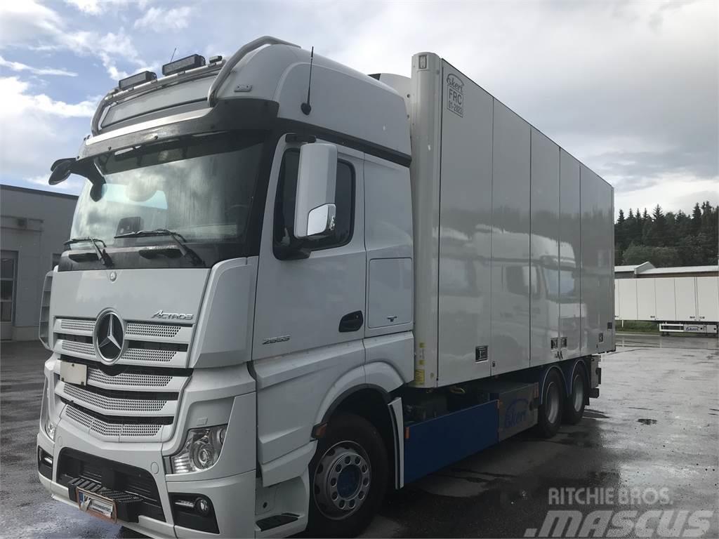 Mercedes-Benz ACTROS L 2653 LDNA FRC