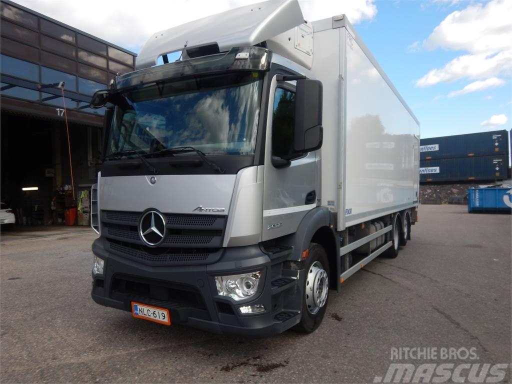 Mercedes-Benz ANTOS 2535L FRC 2-lämpökori 5/2024+PL
