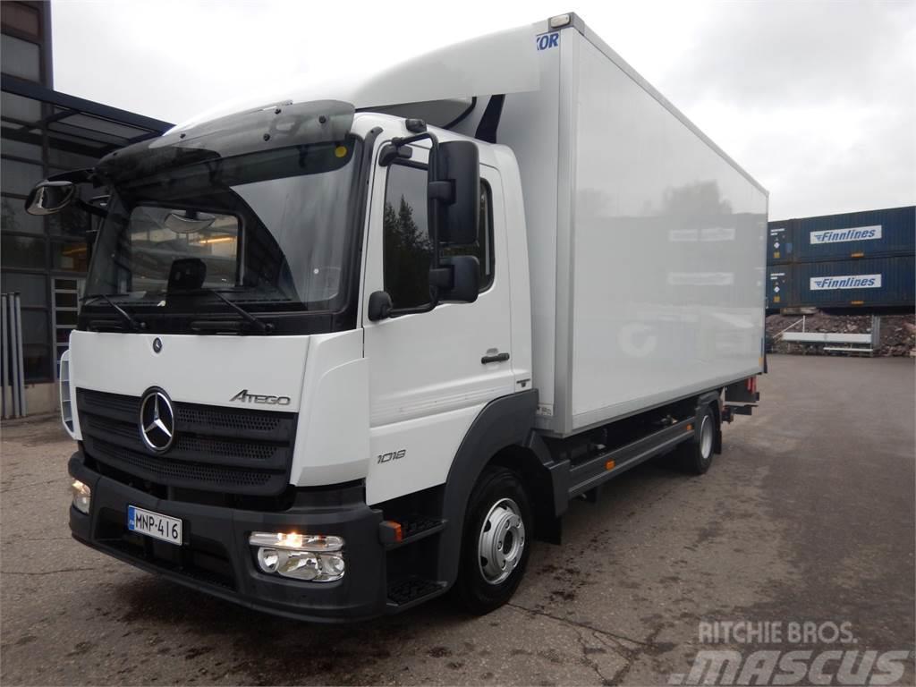 Mercedes-Benz ATEGO 1018L Umpikori + PL
