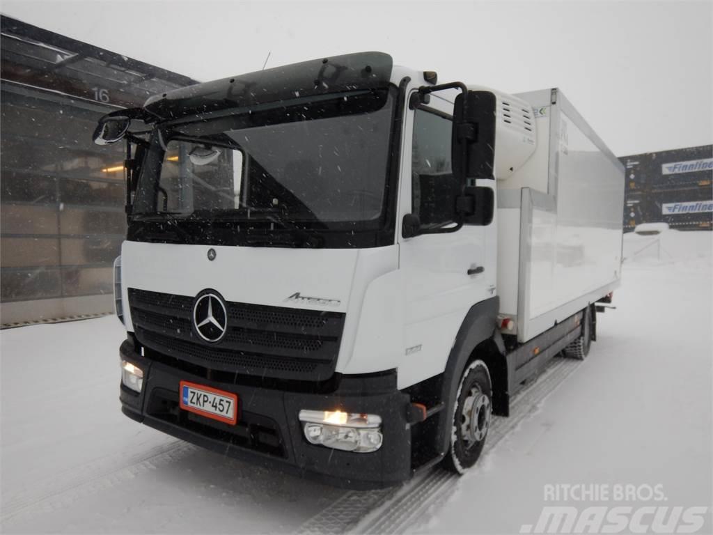Mercedes-Benz ATEGO 1221 Lnr 2 lämpo FNA